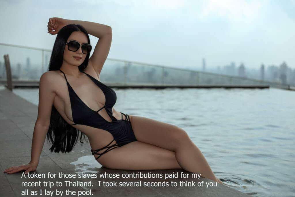 Financial Domination - Gallery - Goddess Ishtar XXX