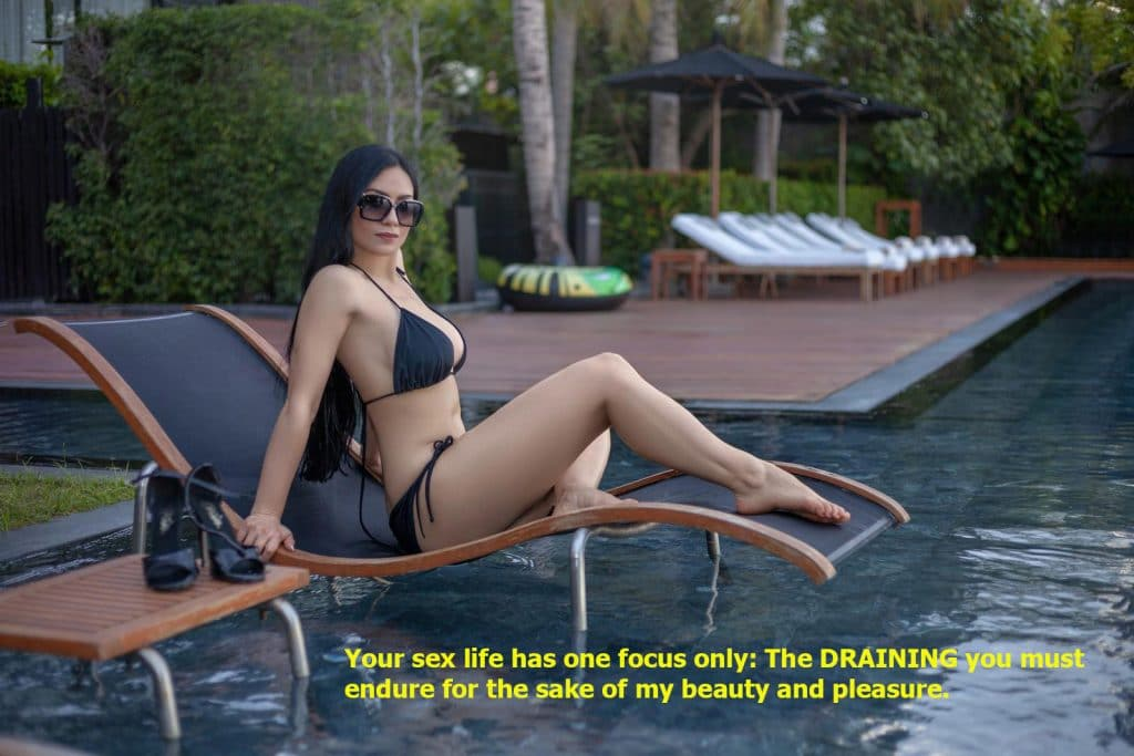 Financial Domination - Luxury Trips & Shopping - Goddess Ishtar XXX